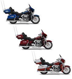 2014 Harley-Davidson FLHTKSE CVO Limited