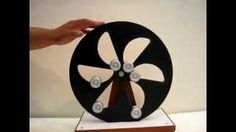 maquinas de movimiento perpetuo faciles - YouTube