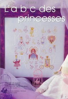 Gallery.ru / Фото #12 - DFEA HS 09 Princesses et Fees. - Olechka54