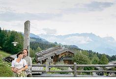 Sylvia und Michael, Almhochzeit am Priesteregg von Sabine Holzner Photography
