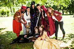 cute cosplay! Once Upon A Time