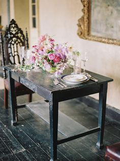 French Creole Wedding Inspiration | photography by http://nbarrettphotography.com/