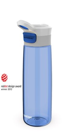 Push button to hydrate! Spill- and leak-proof AUTOSEAL® technology offers one-handed convenience, making the AUTOSEAL® Madison Water Bottle perfect for active use. No spouts to open or lids to remove - just press to sip and release to automatically seal.