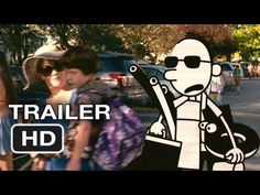 Diary of a Wimpy Kid: Dog Days Official Trailer (2012) HD Movie