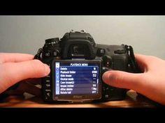 Nikon D7000 Tutorial