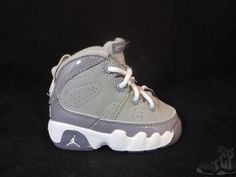 new concept 285f6 2400e Vtg OG 2002 Nike Air Jordan IX 9 s sz 2c II Olive Retro Cool Grey Motorboat   Jordan  Athletic  tcpkickz