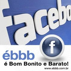 Curta a ébbb no Facebook...