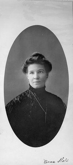 Anna Johnson Hals