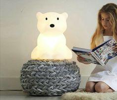 Ideas de cómo decorar un dormitorio infantil en blanco y negro