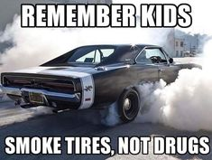 The power and stature of American muscle cars continues to fuel debate among car enthusiasts. See why these awesome muscle car memes throw gas on the fire! Truck Memes, Funny Car Memes, Car Humor, Truck Quotes, Race Car Quotes, Car Puns, Car Guy Memes, Drag Racing Quotes, Ford Memes