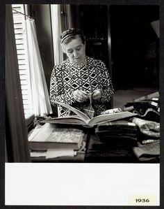 Jeanne Lanvin, 1936