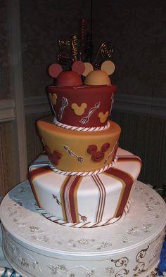 FSU Disney Cake! @Emily Schoenfeld Schoenfeld Schoenfeld Schoenfeld Schoenfeld Passaro how cool!!!