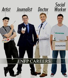 6 Best Careers for ENFP Personality Types