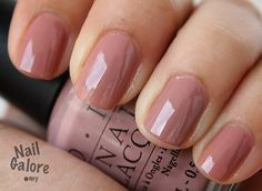 OPI Barefoot in Barc