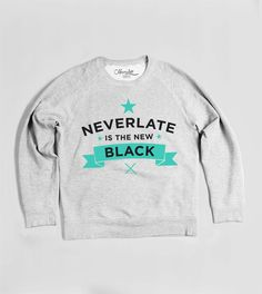 NeverLate is the new Black