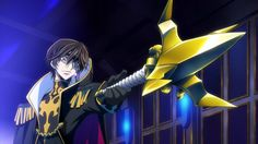 The Bishi Watch: Code Geass : Akito the Exiled episode 3 OVA - Lelouch screenshot frenzy!