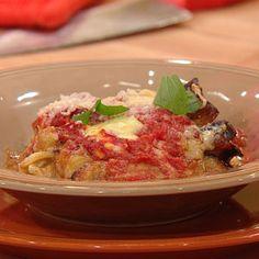 Deep-Dish Eggplant Parmigiana
