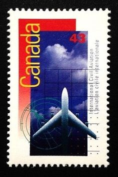 Canada-1528-MNH-United-Nations-International-Civil-Aviation-Stamp-1994 Christmas Gifts For Girlfriend, Christmas Gifts For Friends, Gifts For Brother, Gifts For Mom, Canada, Civil Aviation, United Nations, Civilization, Stamps