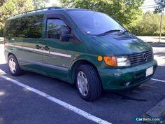 Mercedes-Benz: Vito V Strada #mercedesbenz #vito #forsale #canada