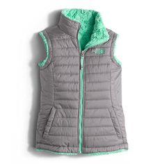 24c62d2cb91c The North Face Reversible Mossbud Swirl Vest Girls     Check this awesome  image