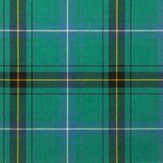 Henderson Ancient Lightweight Tartan by the meter – Tartan Shop