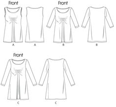 Vogue Very Easy Tunic