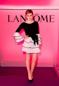 Emma Watson, love her pixie