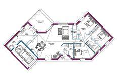 43 meilleures images du tableau nos plans de maisons - Mca maisons de la cote atlantique ...