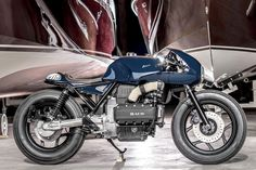 """100 - VTR Customs BMW Cafe Racer, custom and classic motorcycles from around the globe. Featuring the world's top builders of custom motorcycles and Cafe Racers since Goes Around """"What Goes Around"""" may refer to: Cafe Racer Bikes, Cafe Racer Motorcycle, Motorcycle Design, Motorcycle Style, Cafe Racers, Motorcycle Quotes, Custom Bmw, Custom Bikes, Cool Motorcycles"""