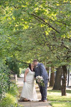 Bride and Groom Portrait Nashville Wedding Photographer - Concordia Lutheran #Nashville #wedding #bride #groom #photographer #nashvilleweddingphotographer