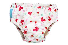 This ultimate swim diaper for your little one is the Charlie Banana® 2-in-1 Swim Diaper & Training pants  http://www.flightnetwork.com/blog/products-mothers-shouldnt-travel-without/