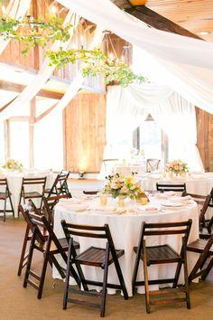 Romantic Blush, Peach + Ivory Wedding Decor | Magnolia Plantation Carriage House Wedding by Charleston wedding photographer Dana Cubbage