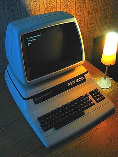Commodore PET 200 by mnorsted, via Flickr