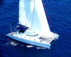 Buena Suerte, a Lagoon 470, for crewed charters in Greek islands, by Istion Yachting. For more information, please click the link below: http://www.istion.com/catamarans/buena-suerte
