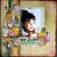 Key 2 Life **BasicGrey** - Scrapbook.com