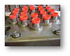 diseño , fabricación de  moldes para inyección de plásticos