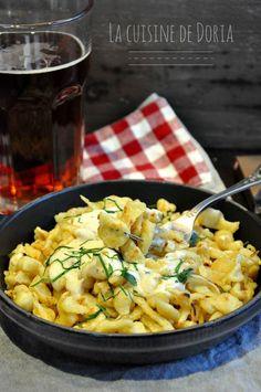Spaetzle #alsace #gastronomie #food