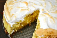This twist on plain o' nanner puddin' will knock your socks off! So rich and decadent with an impressive meringue topping! Don't let meringue scare you!!!! I've got tips! ~Watch the video! Let's go...