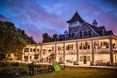 Charleston Wedding at Magnolia Plantation and Gardens.  Notice the corn hole set in the foreground!