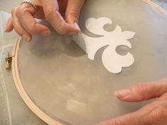 DIY Small Batch Screen Printing Tutorial — Using Embroidery Hoops Serigrafía, Peeling Diy Screen Printing, Embroidery Hoop Art, Fabric Painting, Tricks, Printing On Fabric, Crafty, Wooden Picture, Picture Frame, Printmaking