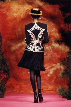 Christian Lacroix Haute Couture Fall-Winter 1991 | von Christian_Lacroix
