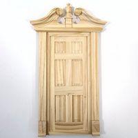Single Deerfield Door