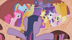 (My Little Pony: Friendship is Magic Season 1, Episode #3: The Ticket Master)