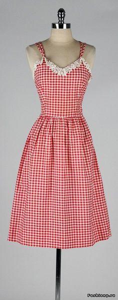 100 платьев в стиле 'винтаж'. Часть 5