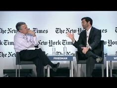 LinkedIn's Vision for an Economic Graph: A Conversation With Jeff Weiner and Thomas Friedman.