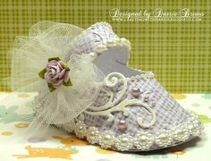 Crafting with Darsie: Baby & Bridal Show Blog Hop ...