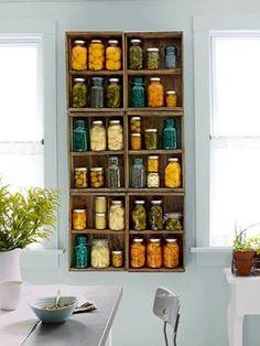 ball jars, canning jars, mason jar uses, mason jar organization, mason jar crafts