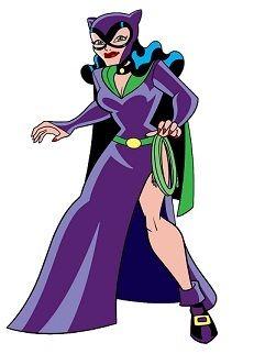 Catwoman - Batman: Brave and the Bold Batman And Catwoman, Joker, Book Costumes, Brave And The Bold, Animation Series, Costume Design, Golden Age, Book Design, Dc Comics