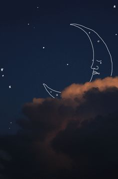 Inspiring animated gif animated, animation, background, black and white, dark by Bobbym - Resolution - Find the image to your taste Black Wallpaper, Galaxy Wallpaper, Foto 3d, Night Gif, Japon Illustration, Fantasy Illustration, Animation, Beautiful Moon, Sky Aesthetic