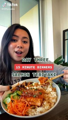 Tasty Videos, Food Videos, Healthy Meal Prep, Healthy Snacks, Healthy Salmon Recipes, Food Hacks, Food Dishes, Food Inspiration, Food Porn